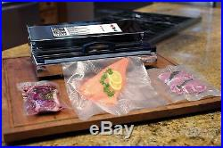 Weston Pro-2300 Commercial Grade Stainless Steel Vacuum Sealer (65-0201), Double