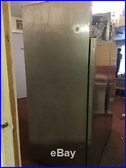 Williams Double Commercial Fridge Stainless Steel HG2TSA Large Kitchen